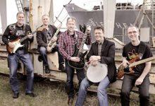 Farmers Road Bluesband mit der Sängerin Klara Schwabe