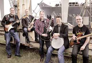 "Farmers Road Blues Band - ""The Three Kings!"""