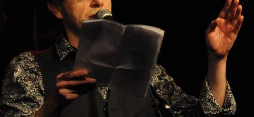 Poetry Slam - Lyrik, Rap, Freestyle – alles ist erlaubt. Nur: Die Texte müssen selbst geschrieben sein.